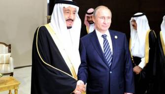 عرض سعودي لموسكو.. سنعيد إعمار سوريا بشرط