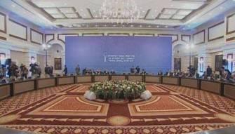 وزارة الخارجية في كازاخستان تعلن أن الجولة السابعة من اجتماع أستانة حول سوريا ستعقد يومي 30 و31 تشرين الأول الجاري