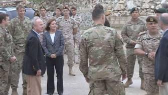 جولة وفد الكونغرس تكملة لزيارة قائد الجيش الى واشنطن