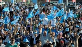هل تشارك كل المعارضة في «مهرجان العودة» بعد اعتراضات «مستقبلية»؟