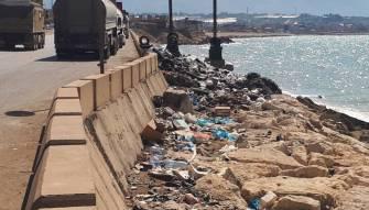 """نطالب ب""""رادار"""" لمنع رمي النفايات"""
