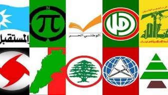 واقع الأحزاب اللبنانية قبل الإنتخابات
