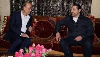 جعجع يراجع حساباته... والاولوية لاعادة تنظيم العلاقة مع الحريري
