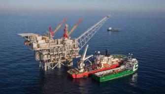 لبنان النفط والغاز