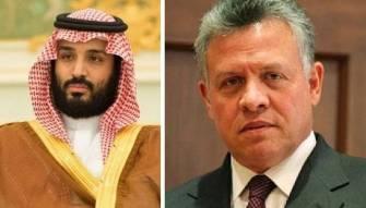 كلام عنيف من ملك الأردن الى محمّد بن سلمان