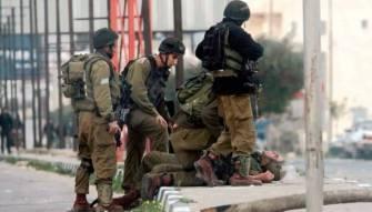جيش الإحتلال فشل في اعتقال المقاوم جرار