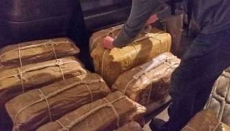 إحباط محاولة لتهريب الكوكايين باستخدام حقيبة دبلوماسية روسية