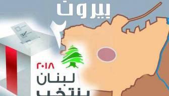 المرشح القومي عن المقعد الانجيلي في بيروت 2 يلقى تأييد «امل»
