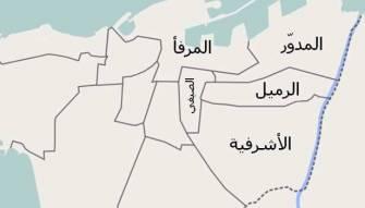 «معركة مسيحية» قاسية في بيروت الاولى