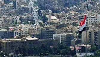 ارتفعي يا دمشق