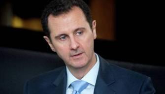 ماذا قال الرئيس السوري !!