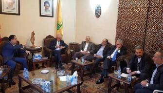 الوليد سكرية لـ «الديار»: الحديث عن توزيري من حصّة حزب الله غير وارد