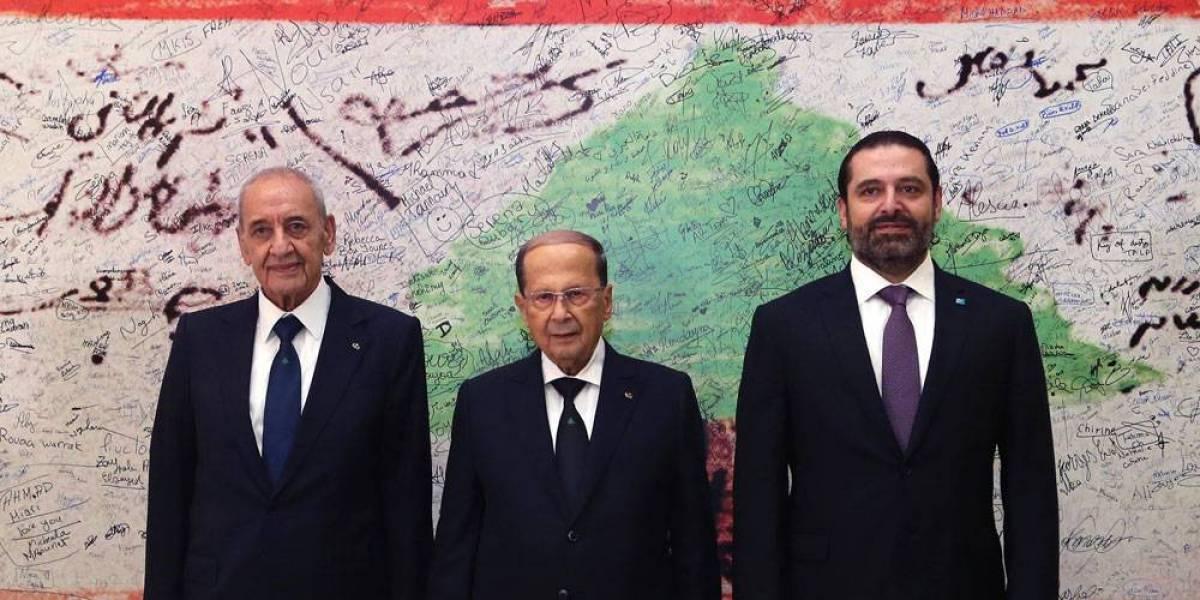 الحل أصبح بين عون وحزب الله والتنفيذ على الرئيس بري مع الرئيس سعد الحريري